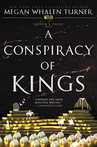 9780062642998: A Conspiracy of Kings (Queen's Thief)