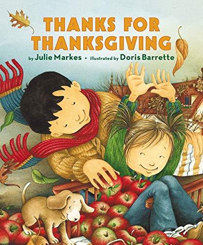 9780062643315: Thanks for Thanksgiving