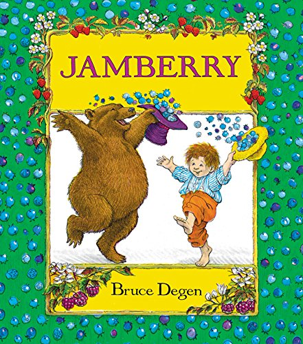 9780062643797: Jamberry Padded Board Book