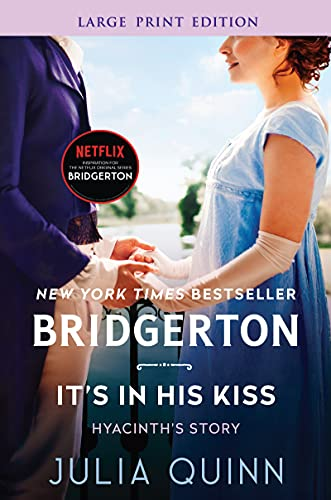 9780062644374: It's In His Kiss (Bridgertons)