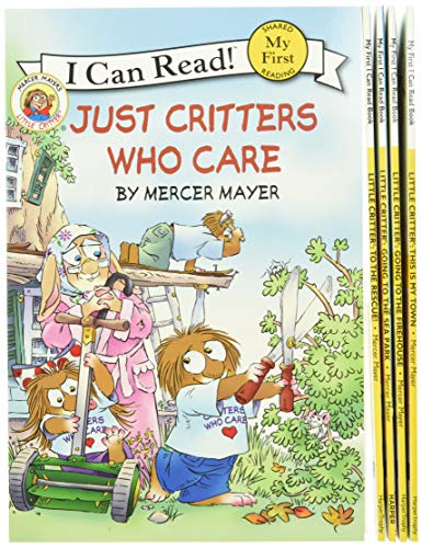 9780062653499: Little Critter Collector's Quintet: Critters Who Care, Going to the Firehouse, This Is My Town, Going to the Sea Park, To the Rescue (My First I Can Read)