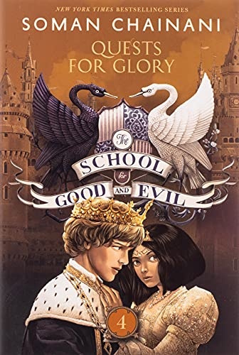 9780062658487: The School For Good And Evil 4. Quests For Glory