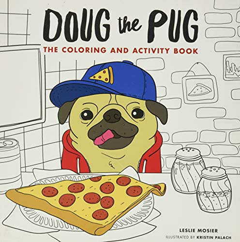 9780062658821: Doug the Pug: The Coloring and Activity Book