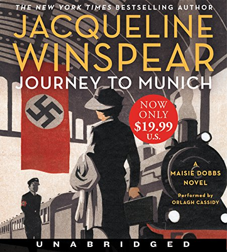 9780062659385: Journey to Munich Low Price CD: A Maisie Dobbs Novel
