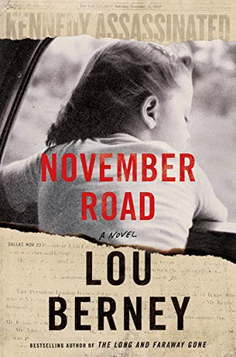 Book Cover: November Road: A Novel