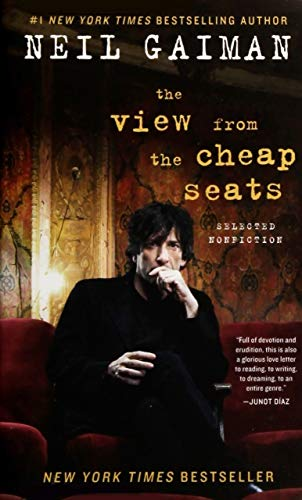 9780062667564: The View from the Cheap Seats: Selected Nonfiction