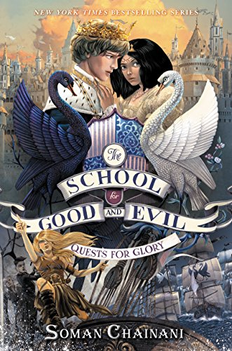 9780062667687: The School For Good And Evil— The Quests For Glory