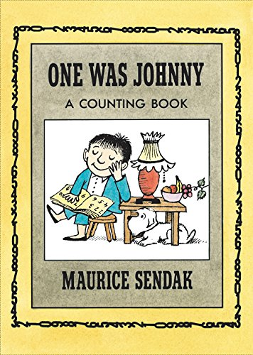 9780062668097: One Was Johnny Board Book: A Counting Book