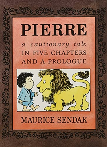 9780062668103: Pierre Board Book: A Cautionary Tale in Five Chapters and a Prologue