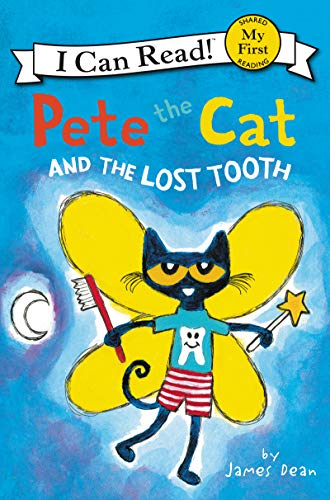 Pete the Cat and the Lost Tooth: James Dean