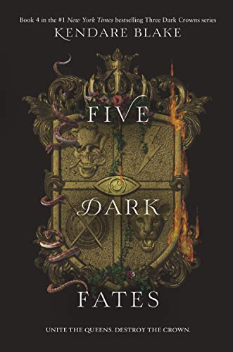 9780062686176: Five Dark Fates