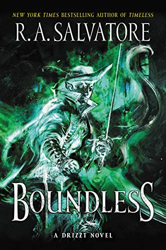 Book Cover: Boundless: A Drizzt Novel