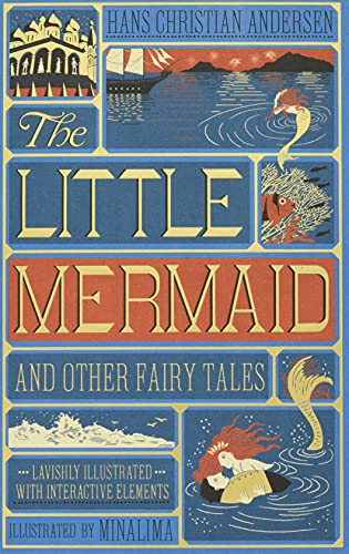 9780062692597: Little Mermaid and Other Fairy Tales, The (Illustrated with Interactive Elements