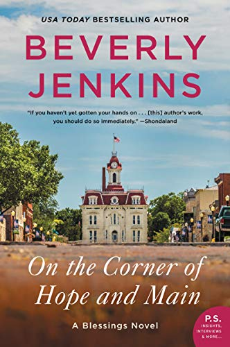 9780062699282: On the Corner of Hope and Main: A Blessings Novel