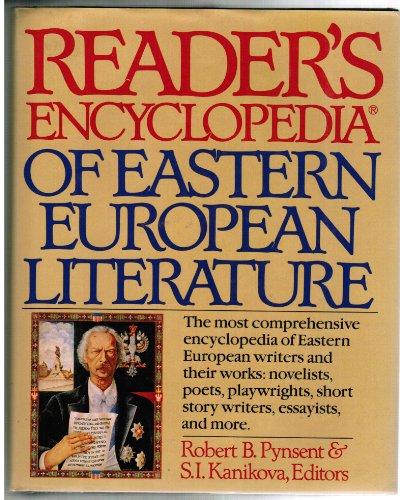 9780062700070: Reader's Encyclopedia of Eastern European Literature