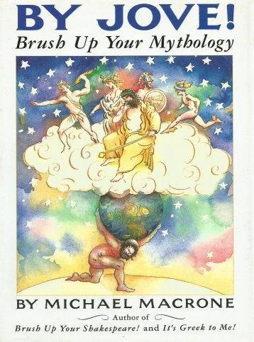 9780062700230: By Jove!: Brush Up Your Mythology