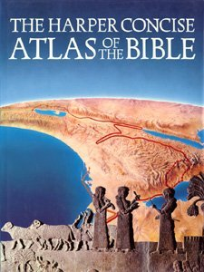 9780062700292: The Harper Concise Atlas of the Bible