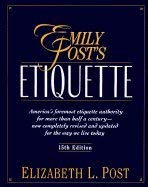 9780062700476: Emily Post's Complete Etiquette: A Guide to Modern Manners (Plain)