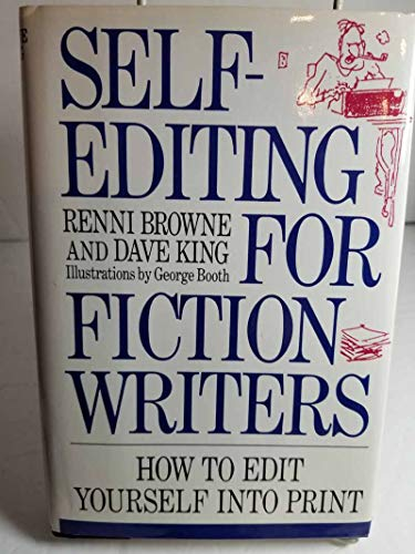9780062700612: Self-editing for Fiction Writers: How to Turn Your Fiction into a Publishable Piece of Professional Writing