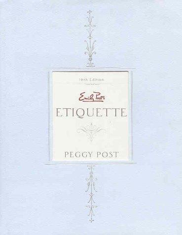 9780062700780: Emily Post's Etiquette