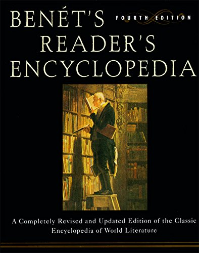 9780062701107: Benet's Reader's Encyclopedia: A Completely Revised and Updated Edition of the Classic Encyclopedia of World Literature