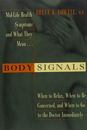9780062701114: Body Signals: Midlife Health Symptoms and What They Mean
