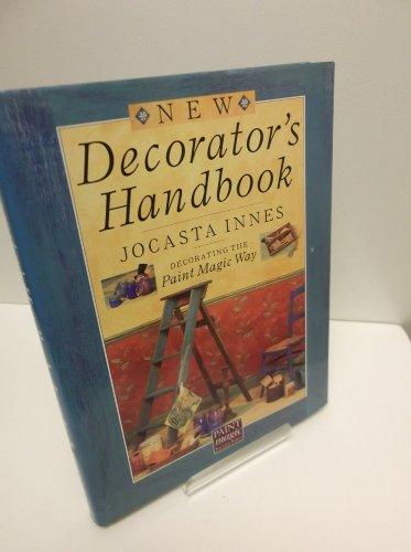 The New Decorator's Handbook: Innes, Jocasta