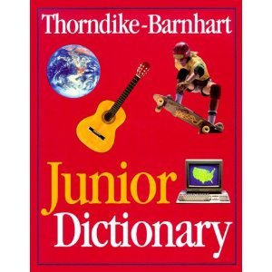 Thorndike-Barnhart Junior Dictionary (0062701614) by Scott Foresman