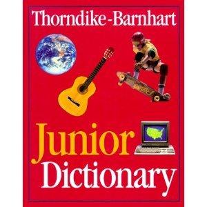 9780062701619: Thorndike-Barnhart Junior Dictionary