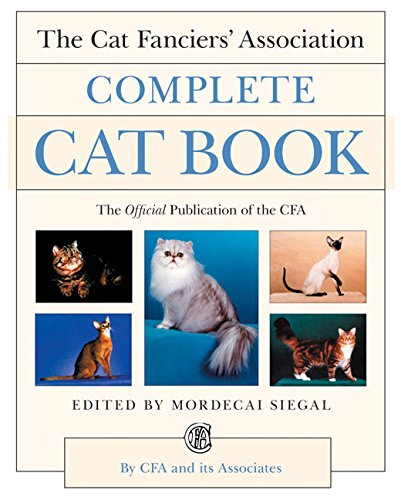 9780062702333: The Cat Fanciers' Association Complete Cat Book