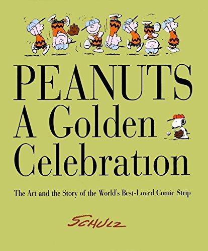 9780062702449: Peanuts: a Golden Celebration (Beaux Livres)