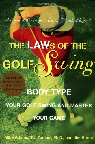 9780062708151: The Laws of the Golf Swing