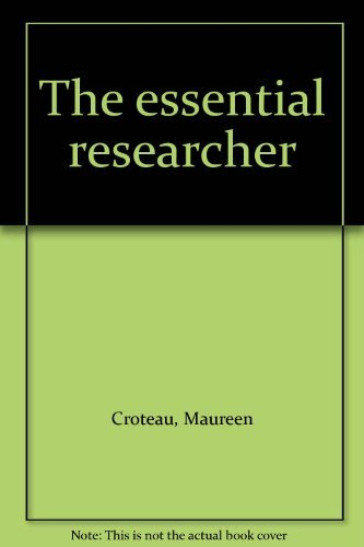 9780062715142: The essential researcher