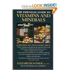 9780062715166: The essential guide to vitamins and minerals
