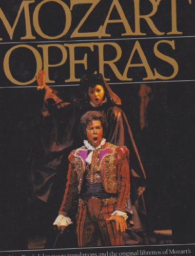 9780062715197: Metropolitan Opera Book of Mozart Operas