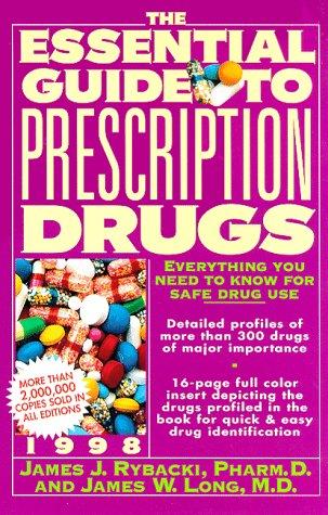 9780062716064: Essential Guide to Prescription Drugs 1998, The (Serial)