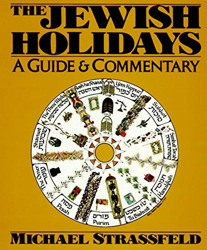 9780062720085: The Jewish Holidays