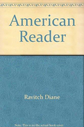 9780062720245: American Reader