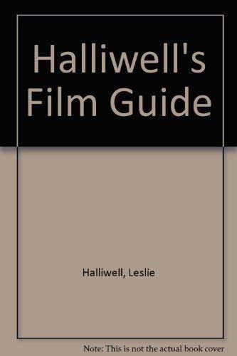 9780062720320: Halliwells Film Guide 8ED
