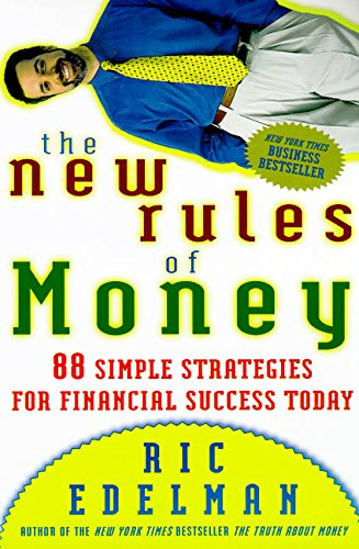 9780062720740: The New Rules of Money: 88 Simple Strategies for Financial Success Today