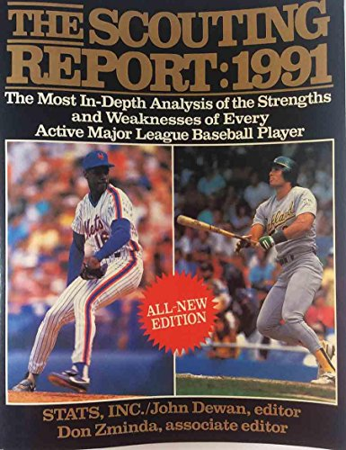 9780062730022: The Scouting Report, 1991: The Most In-Depth