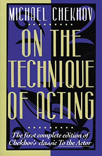 On the Technique of Acting (0062730371) by Chekhov, Michael