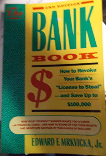 9780062730527: The Bank Book