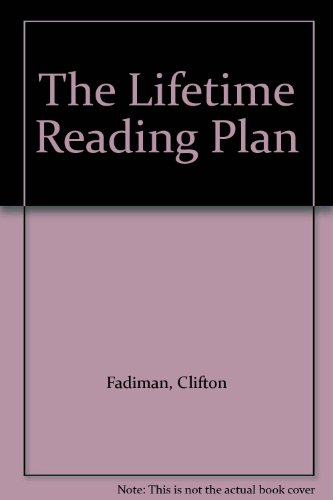 9780062730640: The Lifetime Reading Plan