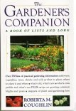 9780062730695: The Gardener's Companion: A Book of Lists and Lore