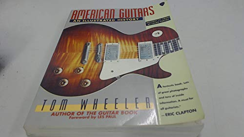9780062730961: American Guitars: An Illustrated History