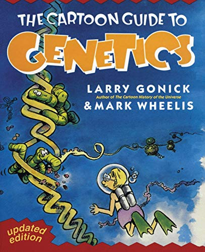 9780062730992: The Cartoon Guide to Genetics