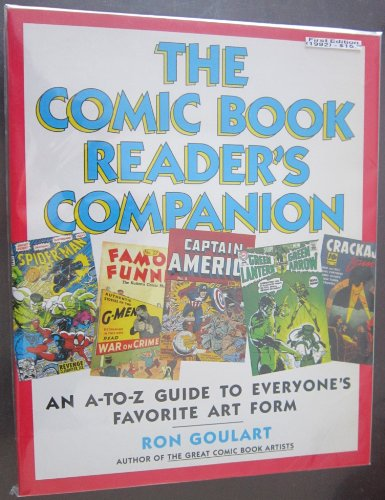 9780062731173: The Comic Book Reader's Companion: An A-Z Guide to Everyone's Favorite Art Form
