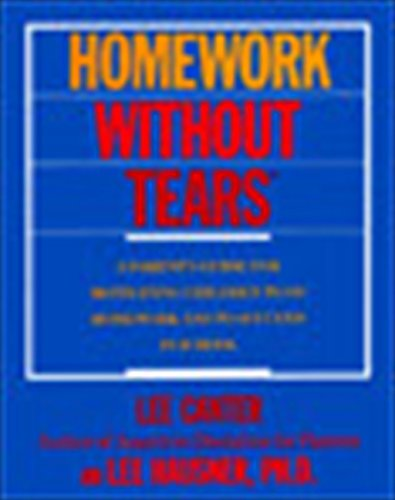 9780062731326: Homework Without Tears