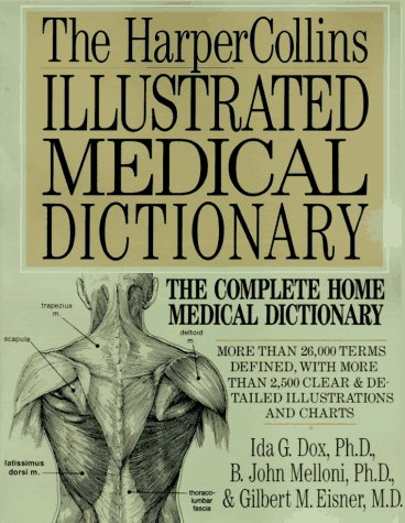 9780062731425: HarperCollins Illustrated Medical Dictionary